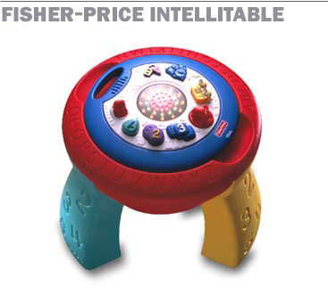Fisher-Price Intellitable
